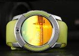 Intelligente beste verkaufenuhr Uhrandroide des V8-preiswerte Fabrik-Großverkauf-2017