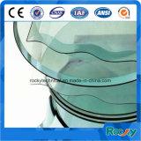 vidro temperado do espaço livre de 4-19mm