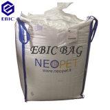 Напечатанный мешок FIBC большой с 4 угловойыми петлями