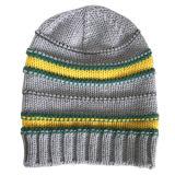 Beanie tricoté avec la connexion NTD1605