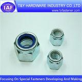 Controdado di nylon d'acciaio di alta qualità