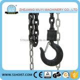 Shuangge HS-C élévateur à chaînes manuel de 1 tonne