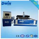 Machine de découpage inoxidable de laser en métal de laser de fibre d'acier du carbone