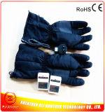 3.7V 2600mAh de Winter Verwarmde het Cirkelen Handschoenen