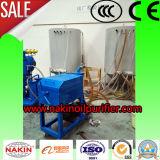 Máquina de processamento portátil do petróleo da máquina da filtragem do petróleo do papel de filtro