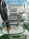 Wonyo 모자, t-셔츠, 편평한 자수 최고 중국 가격을%s 고속 단 하나 맨 위 Sequin 자수 기계