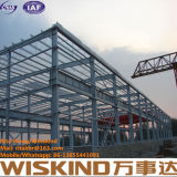 Estructuras de acero prefabricadas / Wareshouse / Workshop Steel Building Structure