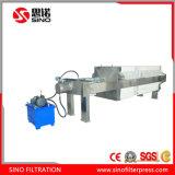 Давление фильтра Specificaton высокого качества гидровлическое ручное утопленное