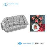 Лоток выпечки Bakeware торта алюминиевой заливки формы медведя Non-Stick