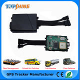 Motocicletas GPS Trakcer del coche del sensor RFID del combustible del localizador de Gapless GPS
