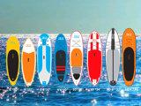 Le supp embarque les panneaux de palette comiques de supp de panneau de palette pour des sports aquatiques