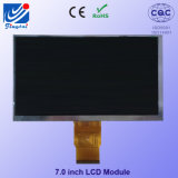 """7 """" 800X480解像度RGBインターフェイスが付いているTFT LCDの表示"""