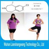 Farmácia gorda Lorcaserin 846589-98-8 Raws branco da perda