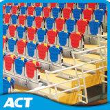 Innenraumersparnis-einziehbare Tribüne-Sitze für Verkauf, teleskopisches Bleacher-System