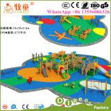 Apparatuur van het Spel van de Kinderen van de crèche de Openlucht, de OpenluchtSpeelplaats van Kinderen voor Crèche