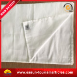 Plain White 100% Cotton Airline Table Cloth