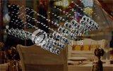 Светильник Om6833 кристаллический тени матированного стекла привесных светильников привесной светлой крытый привесной