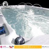 Piscine extérieure de massage de STATION THERMALE puissante de bain avec le jacuzzi