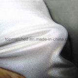 Tela material reflexiva clara elevada para a roupa/luzes de segurança reflexivas para os corredores