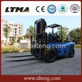 Grand chariot élévateur de Ltma chariot élévateur diesel de 12 tonnes à vendre