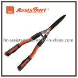 Волнистые ножницы сада изгороди лезвия с стальными ручками