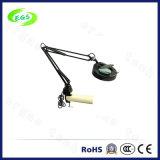 Leitender LED-Standplatz-Typ geleuchtetes Vergrößerungsglas