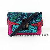 Madame élégante Cotton Printing Handbags (NMDK-060803) de mode de créateur