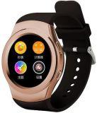 Nr., 1 intelligente Uhr des Sport-G3 für iPhone 4/4s/5/5s/6/6+ Samsung S4/Note/S6 HTC etc. silberne Farbe