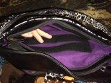 Ultimi sacchetti di spalla della pistola della casella di sicurezza per gli accessori delle donne
