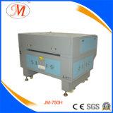 가죽 절단 (JM-750H)를 위한 작은 작풍 Laser Cutting&Engraving 기계