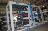 Rolo tecido da tela para rolar a máquina de impressão