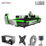 1500W Laser Cutting Machine Cortador de folhas de metal