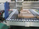 CNC Houten Machines om het Metaal van het Koper van Alumnium van de Jade Te graveren