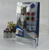 [دوغ فوود] بلاستيكيّة يعبّئ حقيبة مع سحاب
