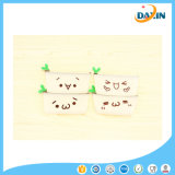 OEM Design Wholesale Cute Emoticon en forme de casque en silicone étanche
