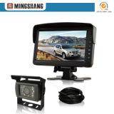 7 pollici di Rearview di sistema della macchina fotografica con il kit di cavo del rimorchio per il bus vettura/del camion