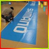 Drapeau résistant UV de maille de PVC de drapeau promotionnel de vinyle