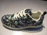 Ново тип ботинки больше девушки способа комфорта спорта цвета