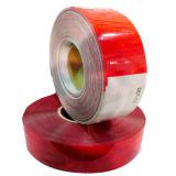 Cinta reflexiva material de la señal de peligro del tráfico de la alta calidad del PVC