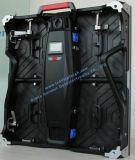 Tela de indicador rental de suspensão de fundição interna do diodo emissor de luz do estágio do alumínio P3.9 500X500