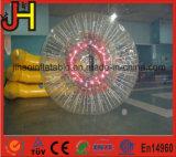 Bola inflable modificada para requisitos particulares de Zorb del precio de fábrica para la venta