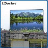 풀 컬러 큰 발광 다이오드 표시 옥외 광고 매체, 방수, 높은 광도