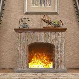 現代LEDはつける電気暖炉(345)を熱するホーム家具を
