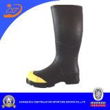 Икры ворота способа ботинки желтой широкой резиновый