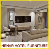 Hilton moderne hölzerne Hotel-Schlafzimmer-Fünf-Sternemöbel