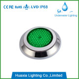 편평한 LED 수중 빛