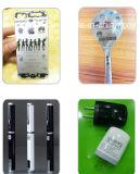 métal pp en aluminium de directeur Fiber Laser Marking Machine solides solubles de l'usine 20W en plastique