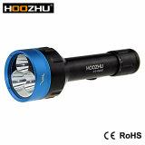 Hoozhu U23 잠수 빛 최대 3000 루멘 급강하 램프