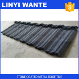 Плитка крыши цветастого Алюмини-Цинка камня Coated стальная