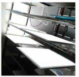 3 anos de luz de painel ultra fina 300X300mm do diodo emissor de luz do alumínio da garantia CRI>90 9mm